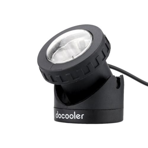 Solar Spotlight LED Light Outdoor Projector Lamp Courtyard Lamp Pool Lights