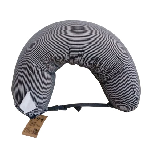 U Shaped piankowe Cząstki Travel Neck Pillow Zagłówek Health Care Home Office Flight samochodów Nap Side Sleeper