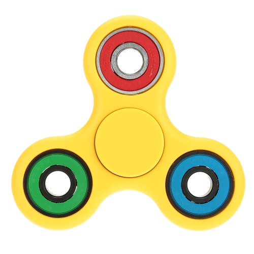 Tri-Spinner Fidget Toy EDC Focus Stress Reducer