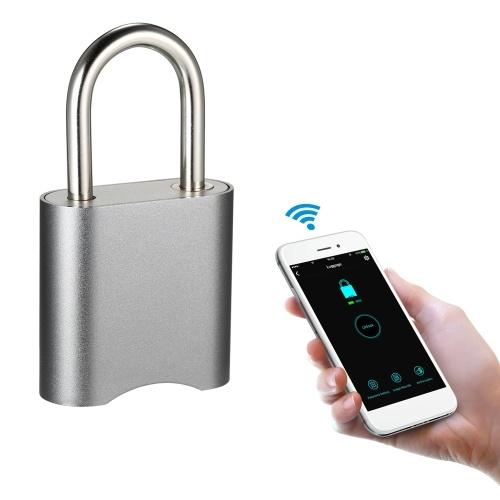 Smart BT Keyless Padlock USB Nabíjecí