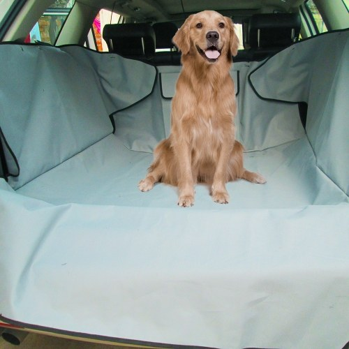 Pet Dog Trunk Cargo Liner Oxford Pet Car Seat Cover