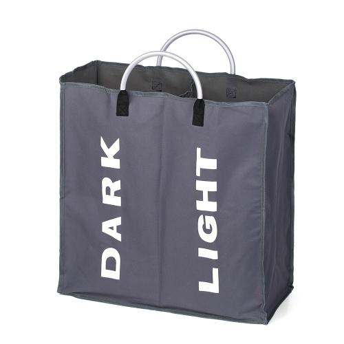 2-секционная складная сумка для белья
