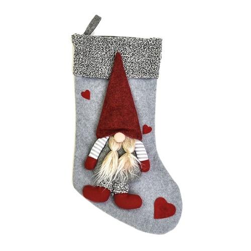Christmas Sock Christmas Stocking 17''
