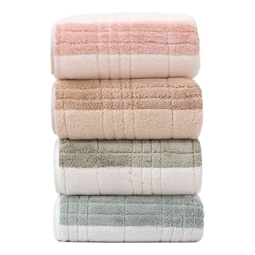 Beach Bath Shower Towels 27x55Inch Soft Fluffy Bathroom Towels