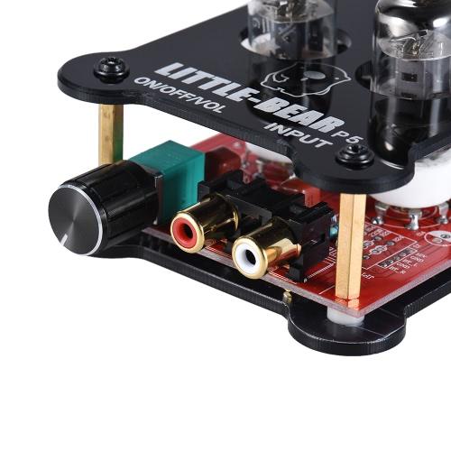 ハイファイ ステレオ オーディオのヘッドフォン アンプ アンプ プリアンプ チューブプリ アンプ Iphone 計算されたサムスンのスマート フォンのコンピューター CD DVD mp3