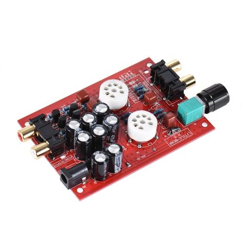 HiFi Tube Audio-Stereo-Kopfhörer Amp Verstärker Vorverstärker Pre Amp Iphone Ipad Samsung Smartphone Computer CD DVD MP3