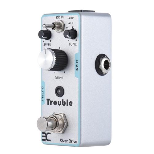 ENO TC-16 Overdrive Pedał gitarowy Prawdziwy problem z obejściem