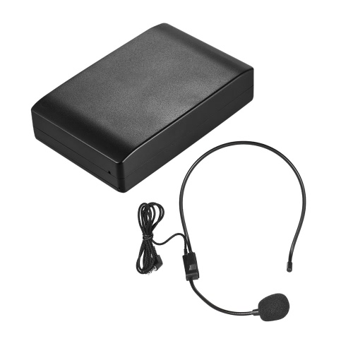 WM-101A Portable FM Wireless Microphone