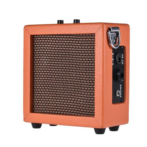 Mini Guitar Bass Ukulele Ukelele Amp Amplifier