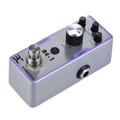 ENO EX AE-1 Gitara elektryczna efektów dźwiękowych efektu echa