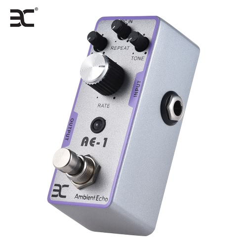 ENO EX AE-1 Electric Guitar Ambient Echo Effect Pedal
