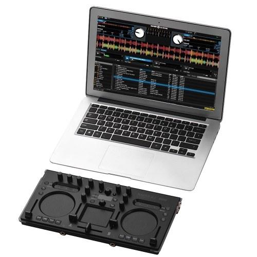 KORG KAOSS DJ Portable DJ Controller USB Connection with Built-in KAOSS PAD