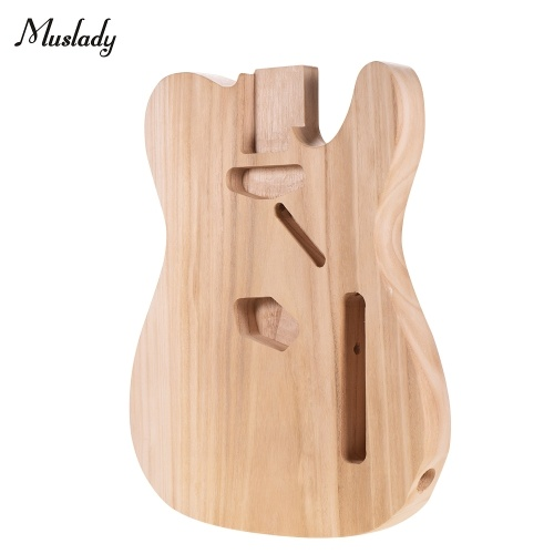Muslady TL-T02 Unfinished Electric Guitar Body