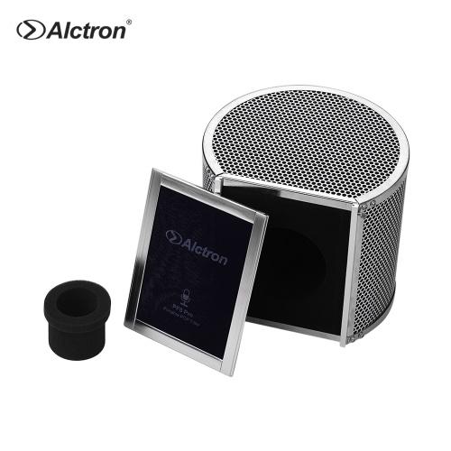 Alctron PF8 PRO Professioneller Mikrofon-Pop-Filter