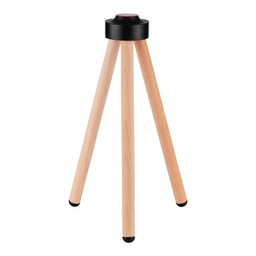 Smart Speaker Floor Stand Solid Wood Speaker Stand Smart Speaker Accessory Replacement for Apple HomePod