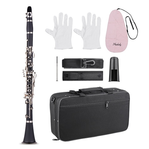 Instrument à vent pour clarinette Sib Muslady Black B