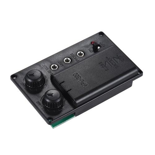 Elektryczny zestaw do przechwytywania wiórów Preamp EQ Wiolonczela Zestaw DIY