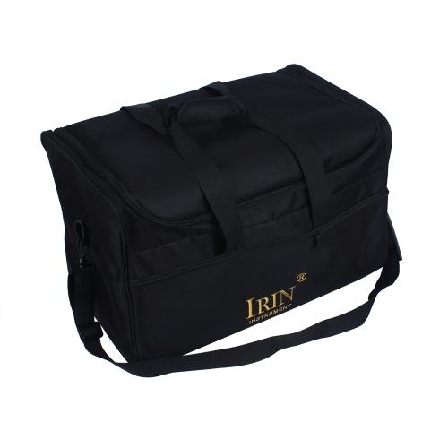 Standard Adult Cajon Box Drum Bag Backpack Case 600D Cloth 5MM Cotton Padding with Carry Handle Shoulder Strap