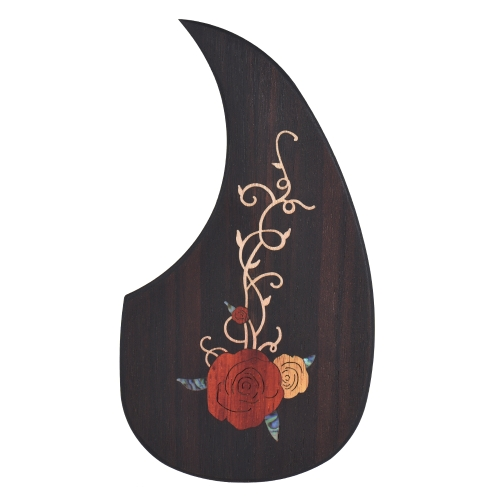Wooden Guitar Pickguard Pick Guard for 40