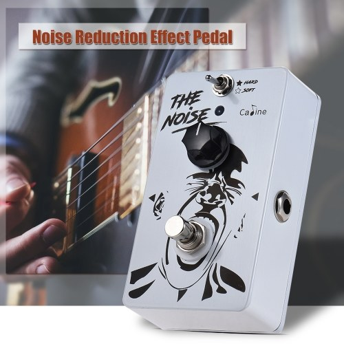 Caline CP-39 The Noise Gate Guitar Noise Reduction Effect Pedal Aluminum Alloy With True Bypass