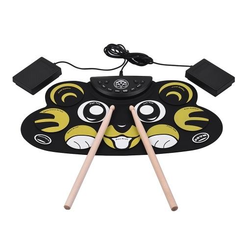 Набор для набора барабанов для детей