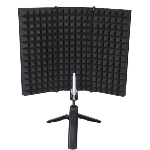 Recording Microphone Wind Screen Board Sound-absorbing Cover Microphone
