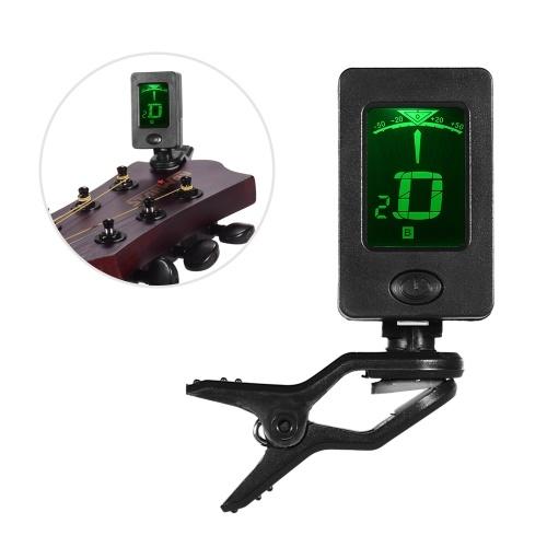 Display LCD per sintonizzatore mini clip-on