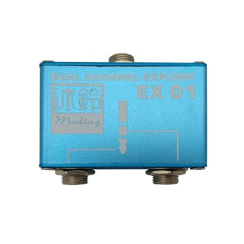 Déconcentrateur de répartiteur audio Convertir deux canaux en deux canaux mono pour une double sortie double