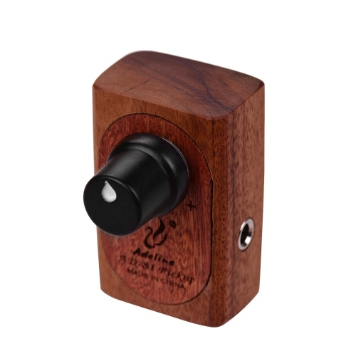 Adeline AD-81 Self-adhesive Wooden Guitar Pickup Transducer