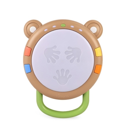 Multifunction Hand Drum Baby Musical Toy Electronic Drum Instruments
