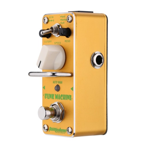 AROMA AFK-3 Funk Maszyna Auto Wah Electric Guitar Effect Pedal