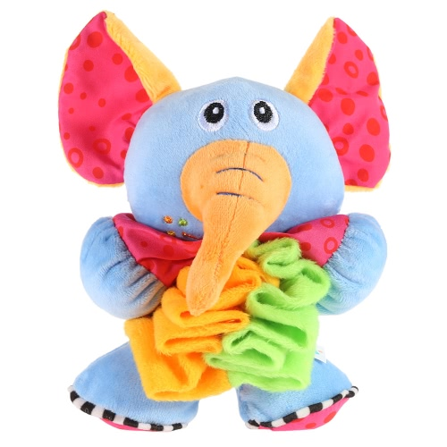 Foldable Folding Flexible Animal Musical Baby Music Musical Box Toy for Crib Infanette Hanging Top Drop