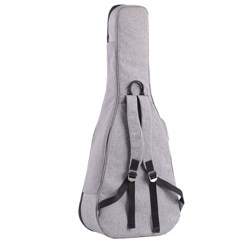 Ultra-thick Linen Guitar Backpack Gig Bag Carrying Case with 20mm EPE Foam Padding for 41