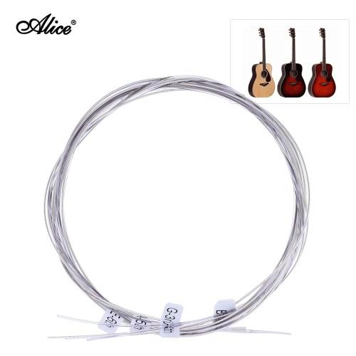 アリスAC139-H高品質チタンナイロンクラシックギター弦の6PCS /セット(0.0285から0.044)ハードテンション