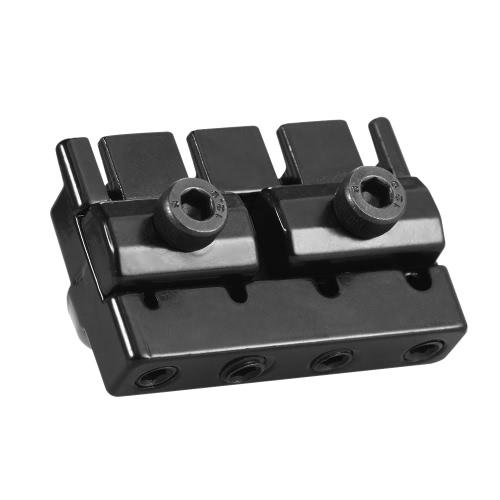 2レンチ2ネジ黒と4弦ヘッドレスエレクトリックベースギター文字列のロックナットセット