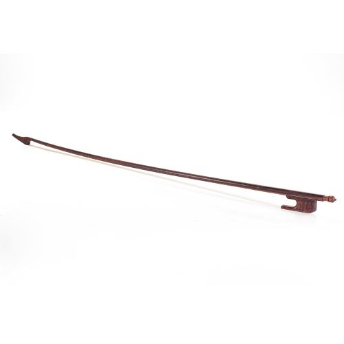 Well-balanced Baroque Style Snakewood 4/4 Cello Bow Horsehair Round Stick Outward Camber, TOMTOP  - buy with discount