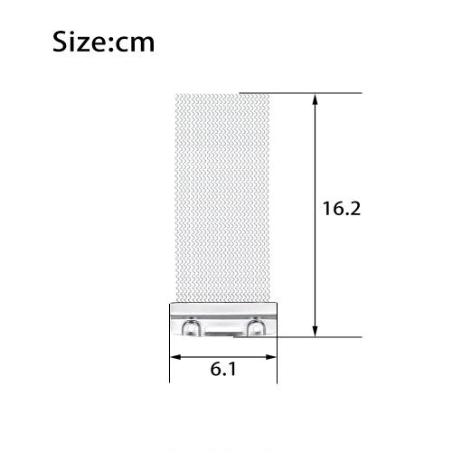 Halbe Design Stahl Snare Draht 24 Strang Trommelfeder für Kinder Snare Cajon Box Drums