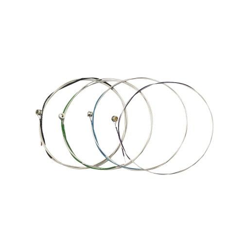 Universal-Full Set (ADGC) Bratschensaiten Saiten Stahlkern Nickel-Silber Wunde mit vernickelten Ball End für 14