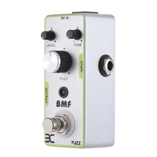 ENO TC-18 Fuzz Guitar Effect Pedal True Bypass