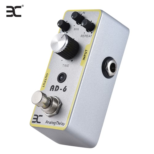 ENO EX AD-6 Electric Guitar Analog Delay Effect Pedal