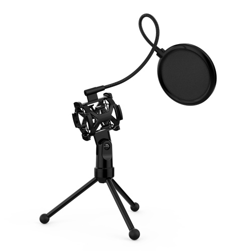 Mini trépied de microphone de bureau Ammoon