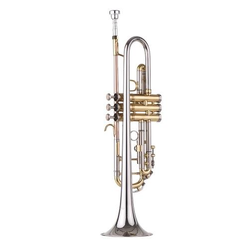 TOMTOP / Muslady Bb Trumpet