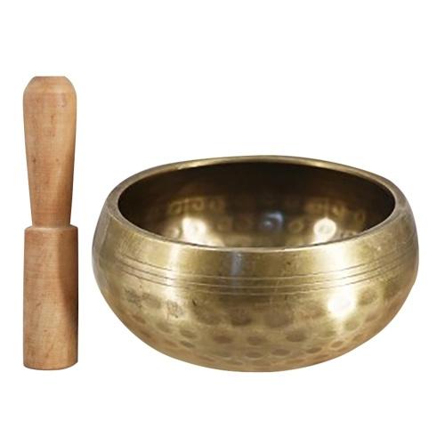 Tibetisch-buddhistische Klangschale Buddha Sound Bowl