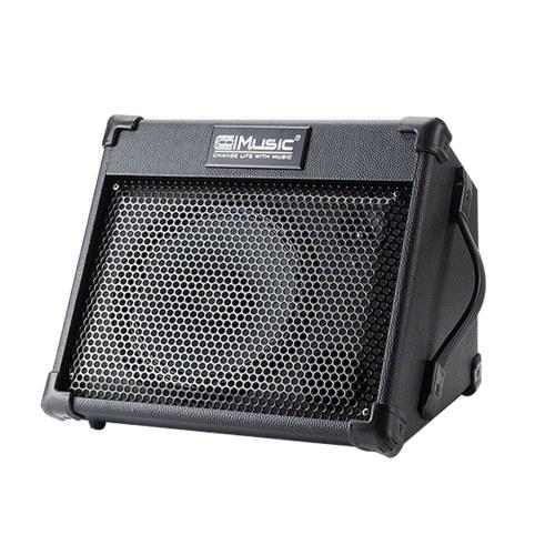 Household BT Amplifier Outdoor Speaker Street Guitar Performance Amplifier Stringed and Keyboard Instriment Speakers