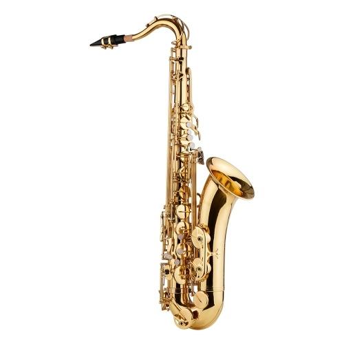 ammoon Bb Tenor Saxophone Sax Brass Body