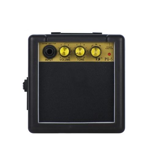 Mini alto-falante amplificador de guitarra 5W