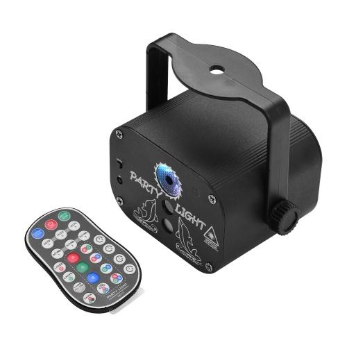 Muslady IGB-T818 Mini Projector Light Stage Beam Lights