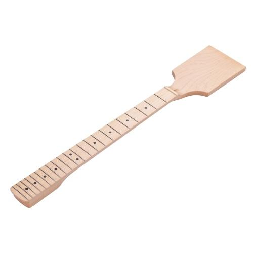 Универсальная необработанная гриф для электрогитары Клен 22 лада Гриф