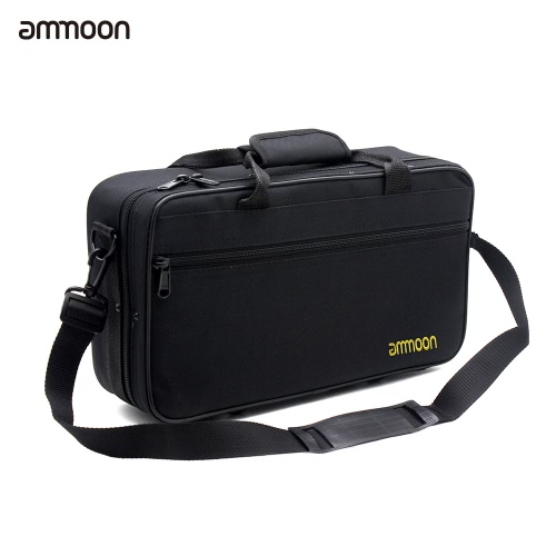 ammoonクラリネットケースギグバッグバックパックボックス