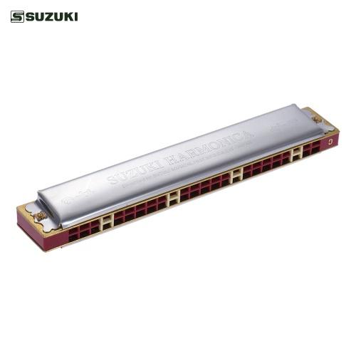 Suzuki Study-24 24 Holes Harmonica
